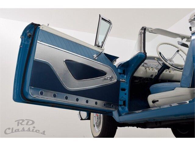 Ford Fairlane 500 Retractable Cabrio GALAXIE SKYLINER 19/40