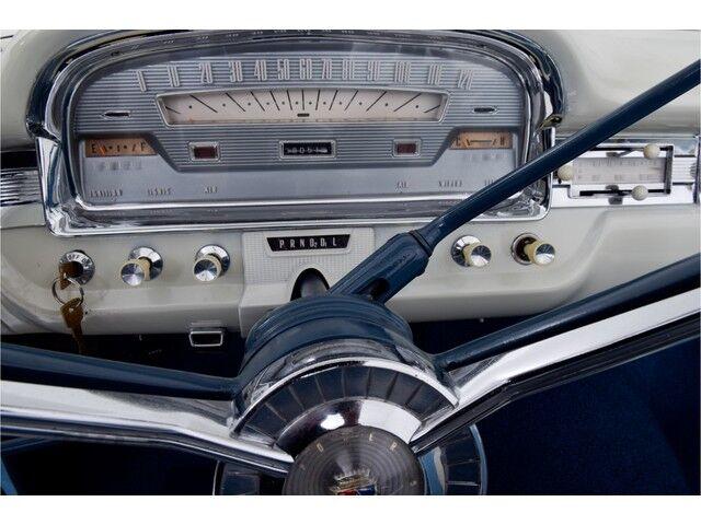 Ford Fairlane 500 Retractable Cabrio GALAXIE SKYLINER 23/40