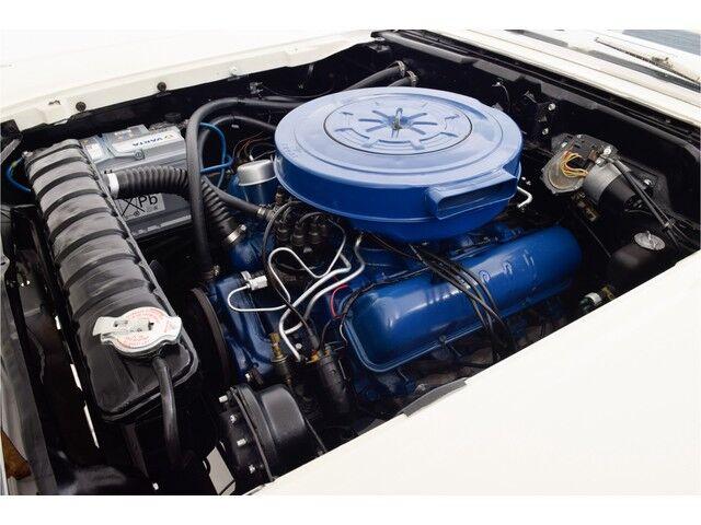 Ford Fairlane 500 Retractable Cabrio GALAXIE SKYLINER 24/40