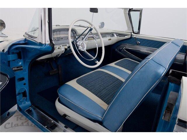 Ford Fairlane 500 Retractable Cabrio GALAXIE SKYLINER 31/40
