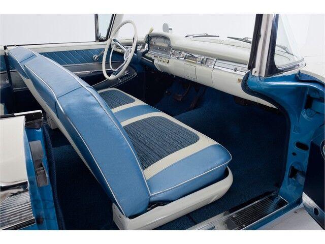 Ford Fairlane 500 Retractable Cabrio GALAXIE SKYLINER 34/40