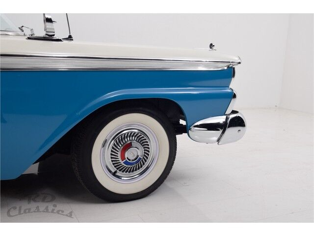 Ford Fairlane 500 Retractable Cabrio GALAXIE SKYLINER 36/40