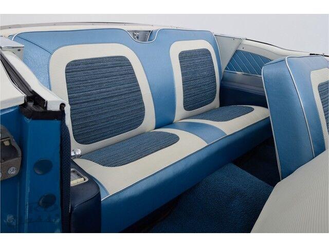 Ford Fairlane 500 Retractable Cabrio GALAXIE SKYLINER 38/40