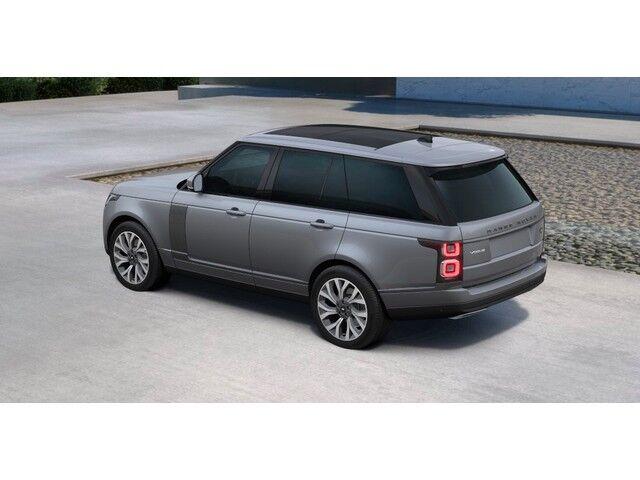 Land Rover Range Rover Vogue 9/9