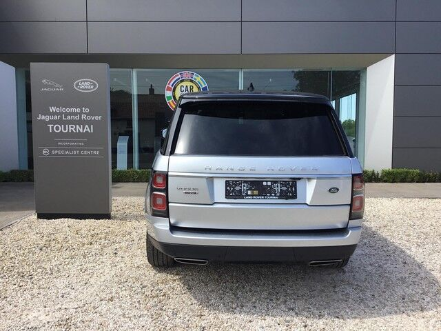 Land Rover Range Rover Vogue 8/21