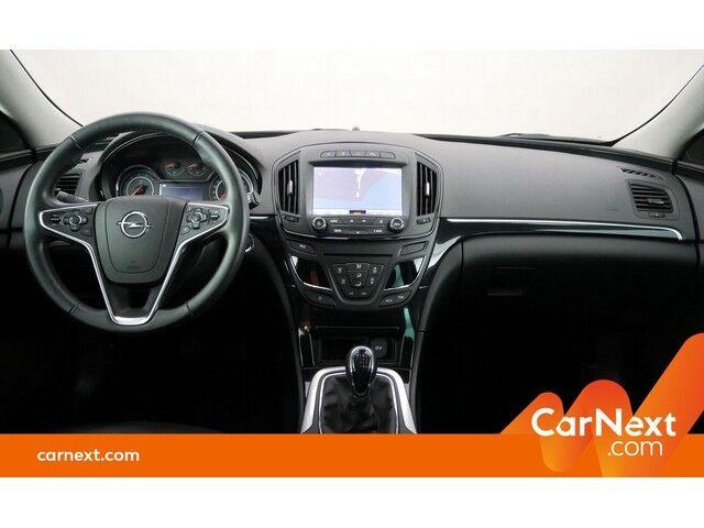Opel Insignia 2.0 CDTi ecoFLEX Cosmo LEDER/CUIR BI-XENON GPS PDC CAM BLIS ACC Trekhaak 8/16