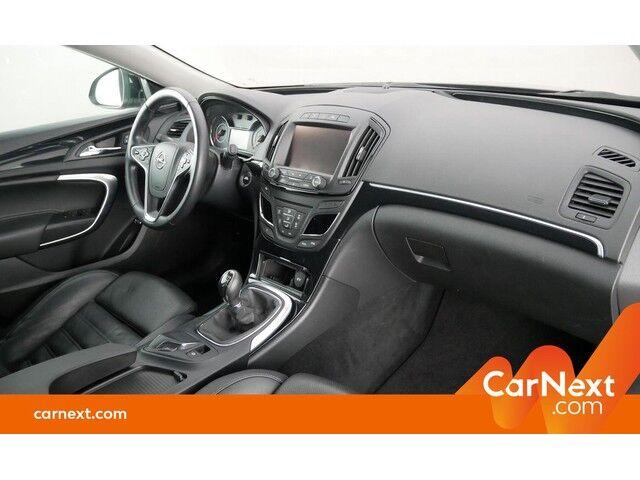Opel Insignia 2.0 CDTi ecoFLEX Cosmo LEDER/CUIR BI-XENON GPS PDC CAM BLIS ACC Trekhaak 9/16