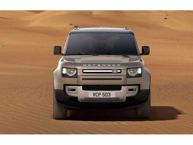 Land Rover Defender 110 S 4/13