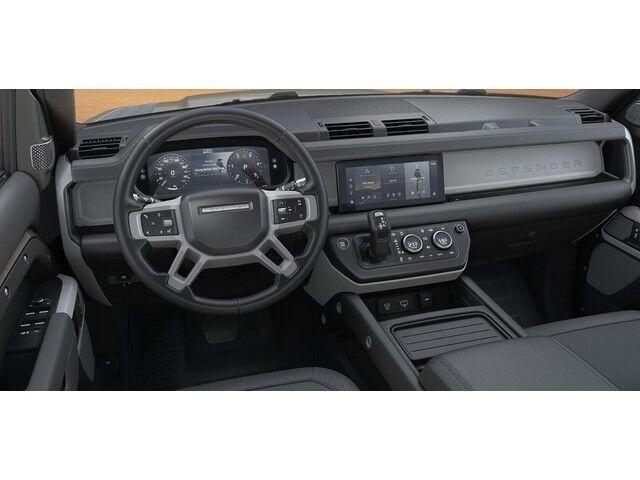 Land Rover Defender 110 S 9/13