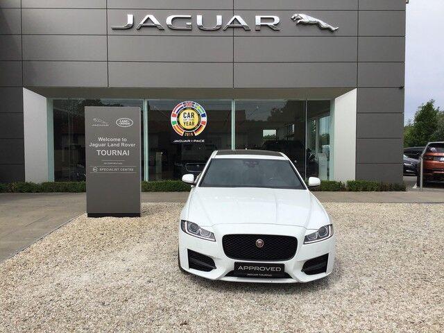 Jaguar XF R-SPORT 6/16