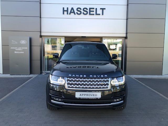 Land Rover Range Rover Vogue 4/15