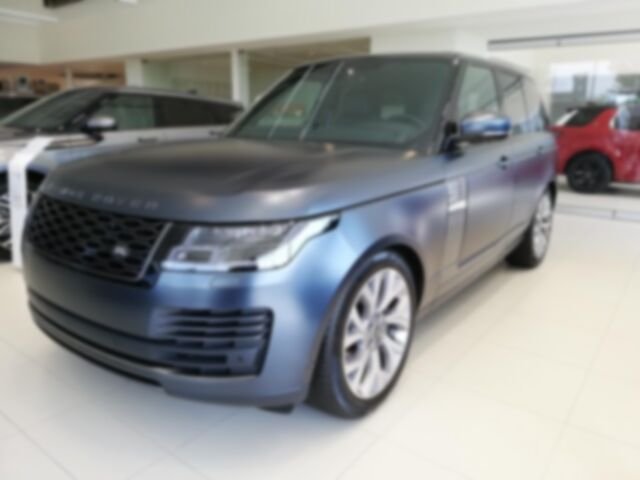 Land Rover Range Rover Vogue SDV6 D275 - NIET INGESCHREVEN