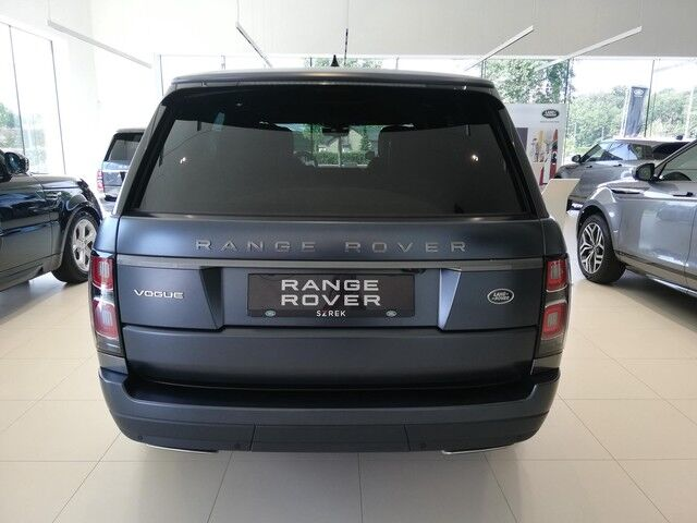 Land Rover Range Rover Vogue SDV6 D275 - NIET INGESCHREVEN 3/11