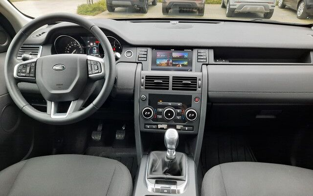 Land Rover Discovery Sport Pure - D150