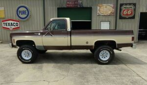 Chevrolet Cheyenne
