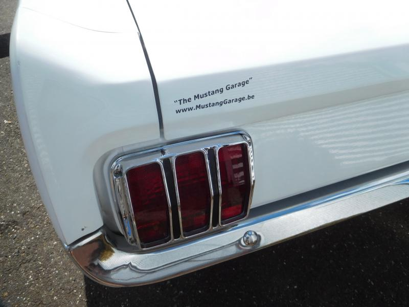Ford Mustang bench 35/41
