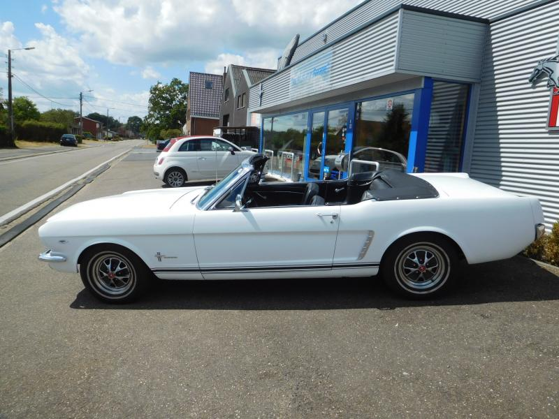 Ford Mustang bench 3/41