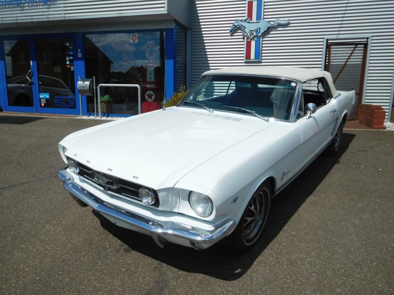 Ford Mustang bench 5/41