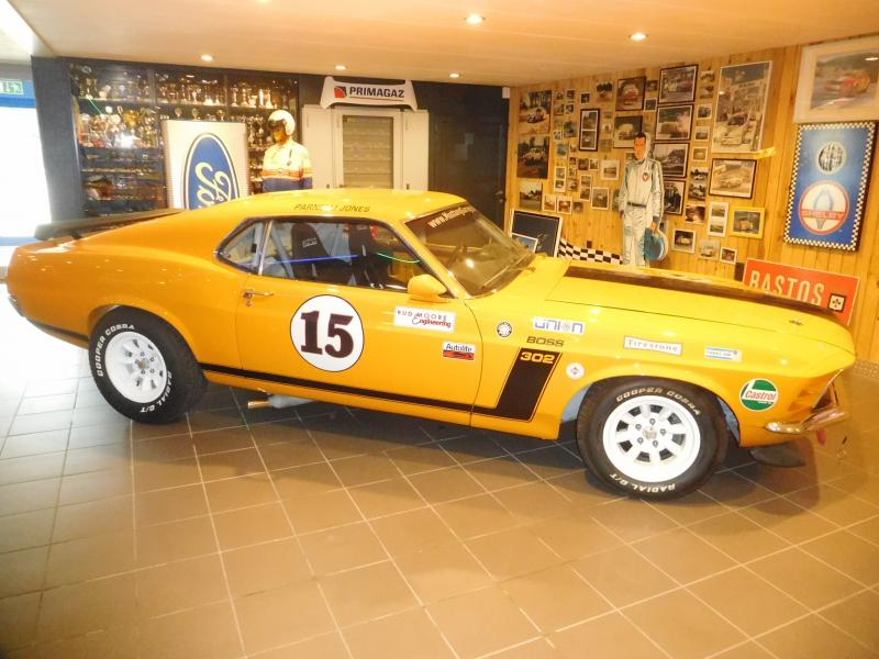 Ford Mustang race car 30/43