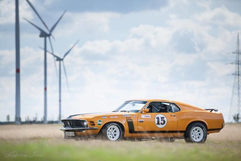 Ford Mustang race car 43/43
