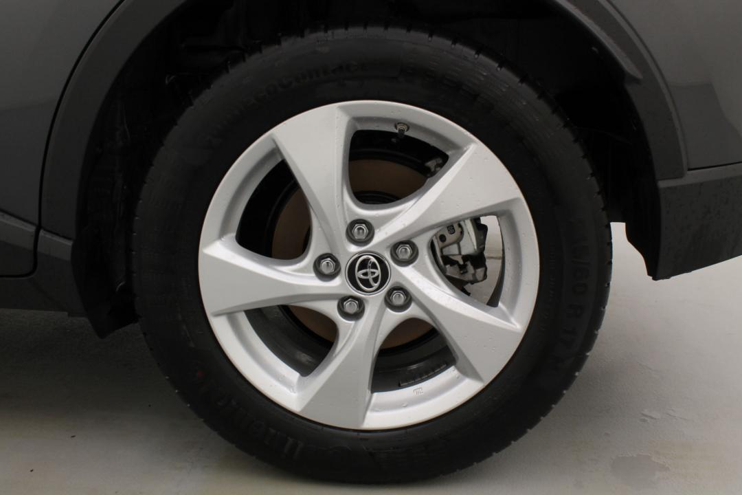 Toyota C-HR premium hybrid e-cvt 98 6/6