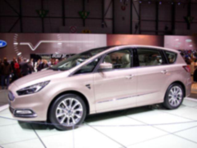 Ford S-Max Titanium Facelift EcoBlue 2,0 150PS