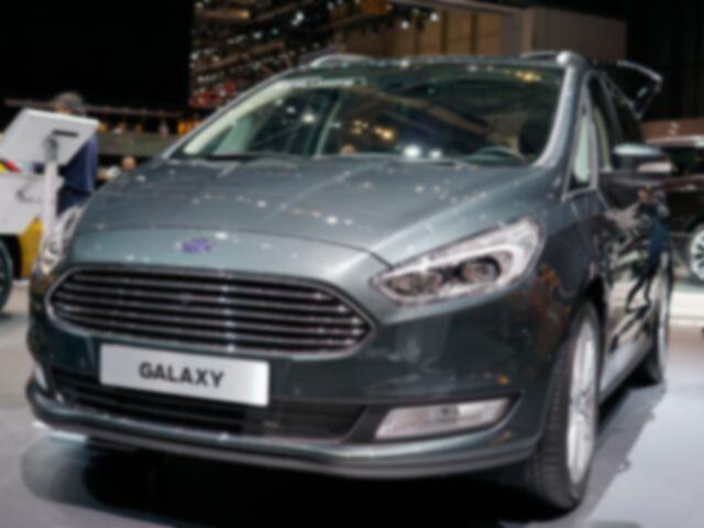 Ford Galaxy Titanium Facelift EcoBlue 2,0 190PS 8-...