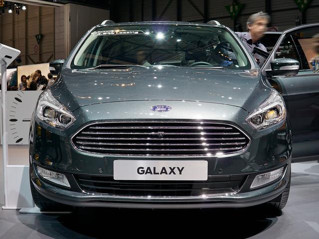 Ford Galaxy Titanium Facelift EcoBlue 2,0 190PS 8-... 2/6