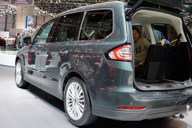 Ford Galaxy Titanium Facelift EcoBlue 2,0 190PS 8-... 5/6