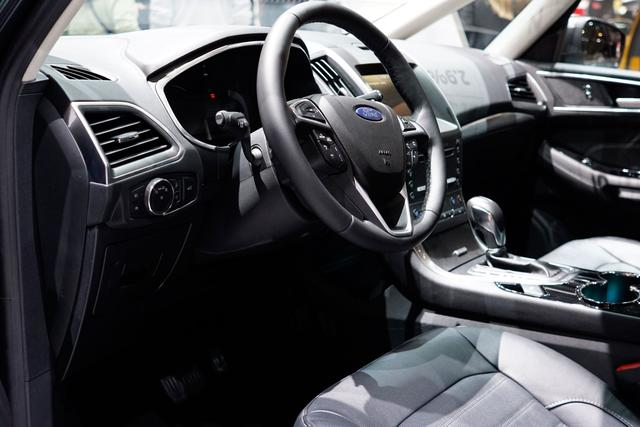 Ford Galaxy Titanium Facelift EcoBlue 2,0 190PS 8-... 6/6