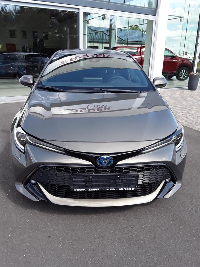 Toyota Corolla Premium Plus 2.0 Hybrid 2,0 Hybrid - ... 2/8