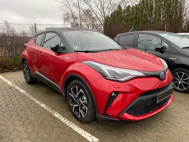 Toyota C-HR C-LUB Premium 1.8 Hybrid 122PS/90kW CVT ... 1/7