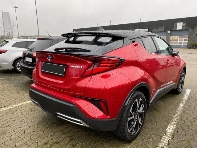 Toyota C-HR C-LUB Premium 1.8 Hybrid 122PS/90kW CVT ... 3/7