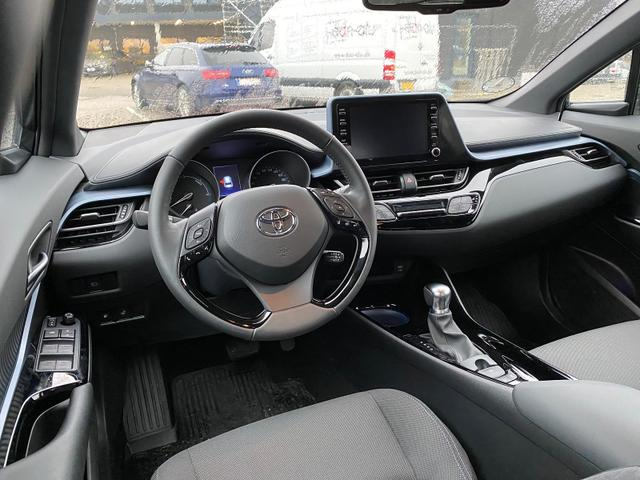 Toyota C-HR C-LUB Premium 1.8 Hybrid 122PS/90kW CVT ... 5/7