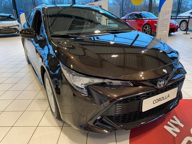 Toyota Corolla H3 GR Sport 2.0 Hybrid... 1/5