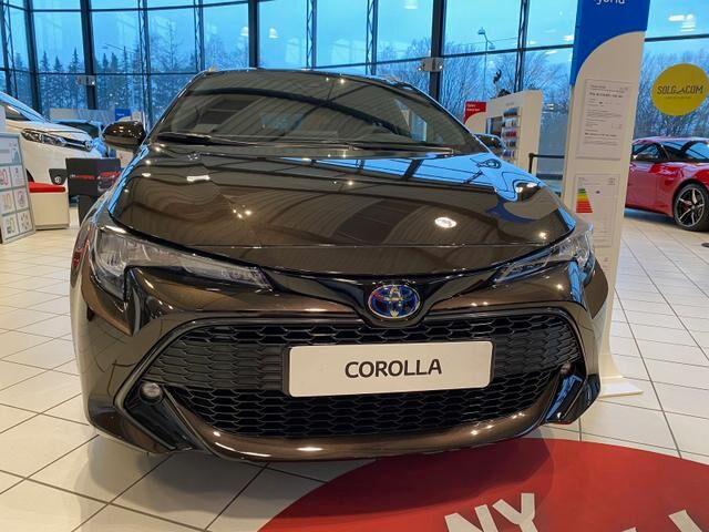 Toyota Corolla H3 GR Sport 2.0 Hybrid... 3/5
