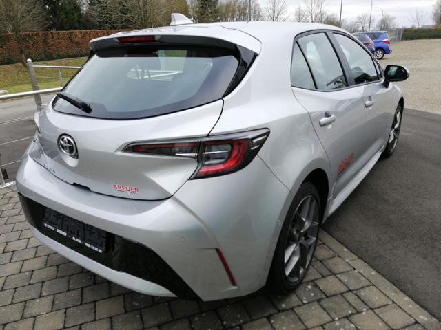 Toyota Corolla T3 85 kW (116 PS), Schalt. 6-Gang, Fr... 3/8