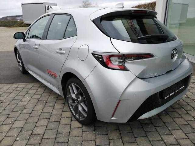 Toyota Corolla T3 85 kW (116 PS), Schalt. 6-Gang, Fr... 4/8