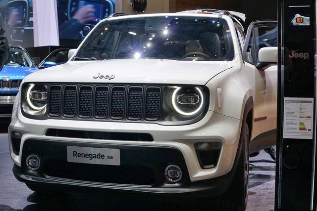 Jeep RENEGADE Limited 1.3 Turbo 150PS/110kW DCT6 2... 3/7