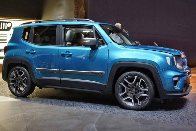 Jeep RENEGADE Limited 1.3 Turbo 150PS/110kW DCT6 2... 5/7