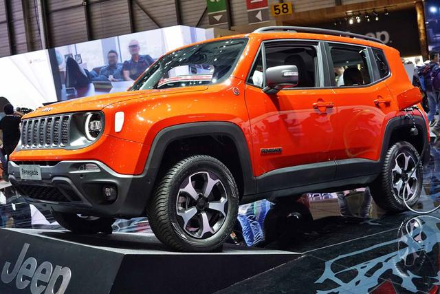 Jeep RENEGADE Limited 1.3 Turbo 150PS/110kW DCT6 2... 7/7