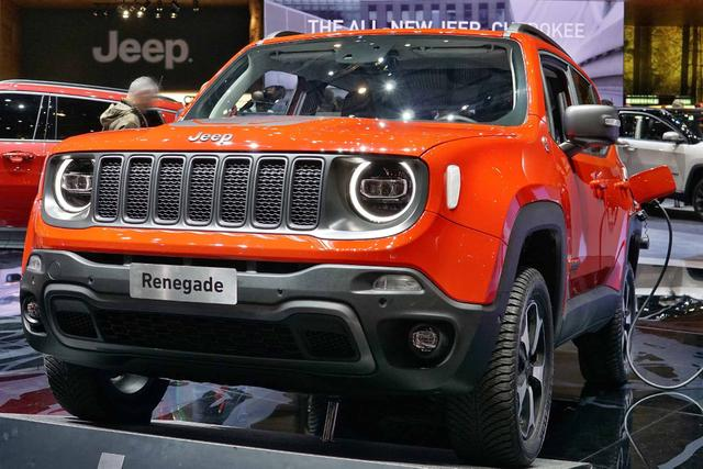 Jeep RENEGADE Limited 1.3 Turbo 180PS/132kW AT9 4x... 6/7