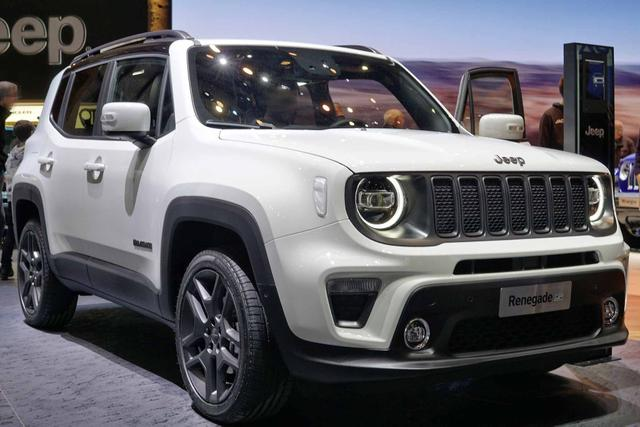Jeep RENEGADE Limited 2.0 MJT 140PS/103kW 6G 4x4 2... 1/6