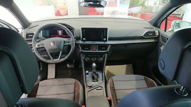 SEAT TARRACO Style 1.5 TSI 7-Sitzer 150PS/110kW 6G... 4/5