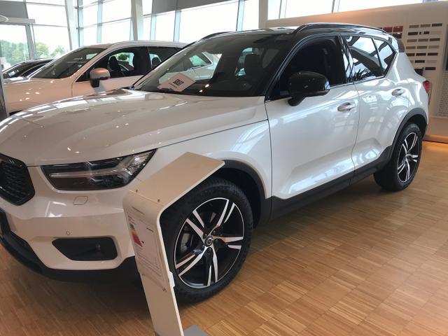 Volvo XC40 R-Design D4 190PS/140kW Aut. 8 AWD 2021 ... 1/5