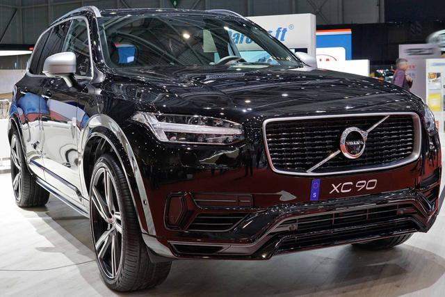 Volvo XC90 R-Design B5 AWD 235PS/173kW Aut. 8 7-Sit... 1/1