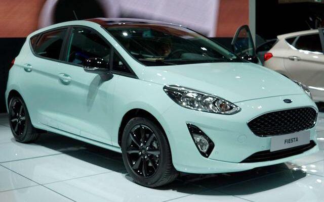 Ford Fiesta ST-Line X 1,0 Ecoboost Hybrid 125PS