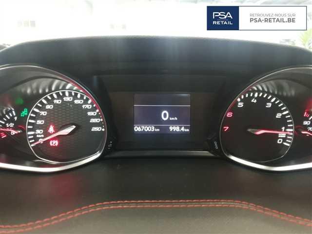 Peugeot 308 1.6 THP GT STT