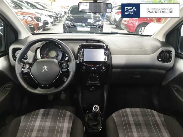 Peugeot 108 1.0 VTi Top! Allure (EU6.2)