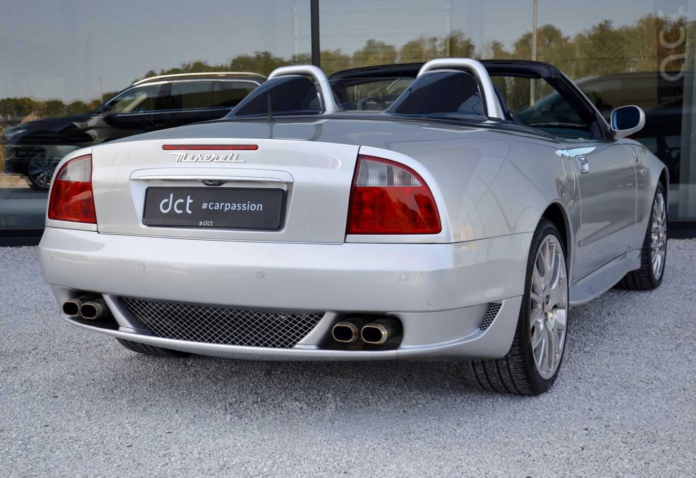 Maserati Spyder 90th Anniversary 16/90 LIKE NEW